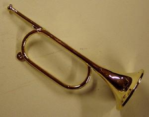 Billede af Fanfarehorn - stor 12 cm.
