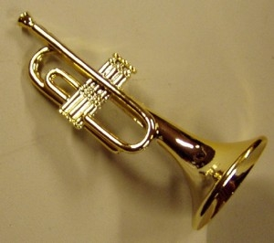 Billede af Trompet 12,5 cm.