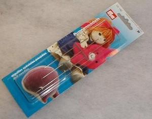 Billede af Lange dukkenåle 3 stk