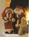 Billede af Julemanden og hans kone m/plys 55 cm