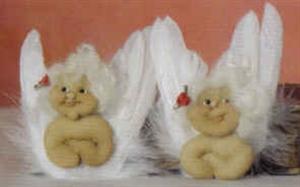 Billede af Rafaels engle.