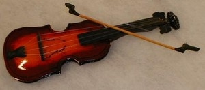 Billede af Violin 21 cm