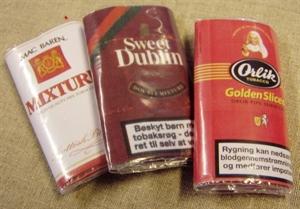Billede af Tobak, Rød Orlik