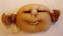 Billede af sovende ansigt til 16 cm. figurer