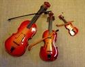 Billede for kategorien Violiner