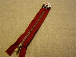 Billede af Rustfarvet lynlås 15 cm.
