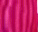 Billede af smal plisseret syntetisk stof