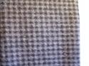 Billede af Småternet stof brun/beige/grå