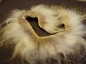 Billede af Brun og lys pelsstrimmel ca. 15 cm. lang