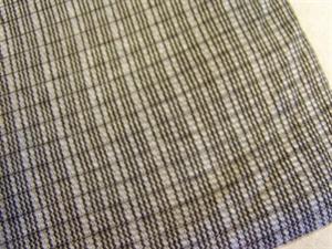 Billede af Ternet jersey sort/grå
